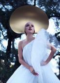 Gaga InStyle Photoshoot Part 2