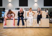 Spice Girls Rehearsals 24.04.2019