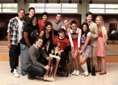 Glee Cast 3.