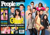 Glee People Magazine Special