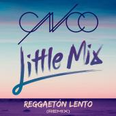 Reggaetón Lento Single Cover
